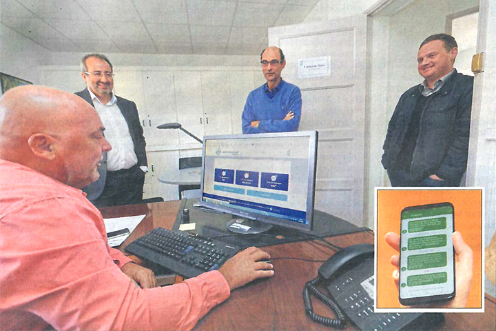 Alerte info service - Bandol - Var matin